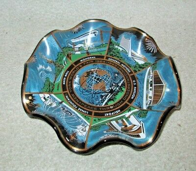 1964 - 1965 New York World's Fair Ashtray