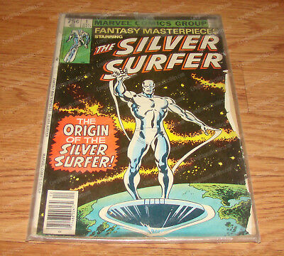 Fantasy Masterpieces The Silver Surfer (Marvel Comics Group, 1979) Dec 1 (02617)