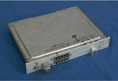 GENERATOR SYNTHESIZER 2.3-3.7GHz /DN 0323