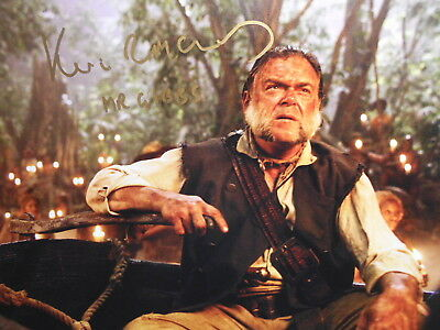 KEVIN McNALLY original signiert – GROSSFOTO - PIRATES OF THE CARRIBEAN