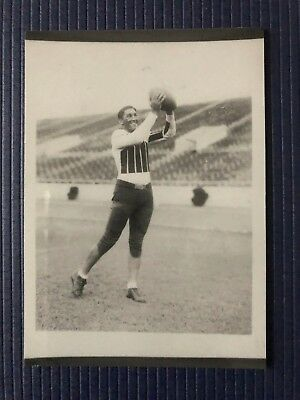 Original-Autogramm HARRISON STAFFORD, Football, NFL-Meister 1934, Hall of Fame