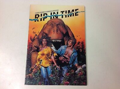 Rip in Time - Richard Corben Graphic Novel - Full Story (Ex Condition)