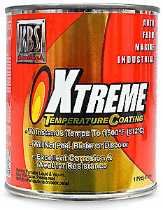 KBS Coatings 65308 Xtreme Temp Coating (XTC)