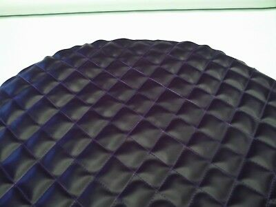 """Kenworth fuel tank covers set of 2 Quilted Plum  size 24 1/2"""""""