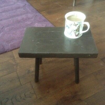 Old/Antique Milking Stool