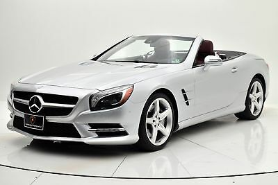2013 SL-Class SL 550 2013 Mercedes-Benz SL550, Only 6,686 Miles, One Owner, AMG Sport Package