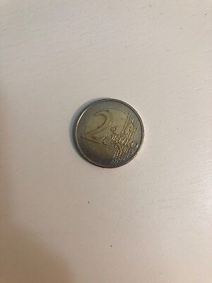 Lot of 50, 20, 10, 5 and 2 euro cent coins. With a bonus of a 50 pence coin