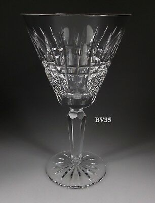 "Waterford Crystal Glenmore Water Goblet  7"" - Goblets - Excellent"