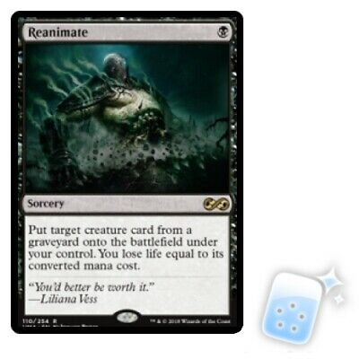 REANIMATE Ultimate Masters Magic MTG MINT CARD