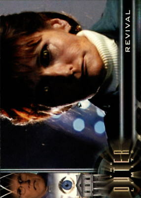 OUTER LIMITS SEX, Cyborgs & Science Fiction Promo Card P2 - $5 00