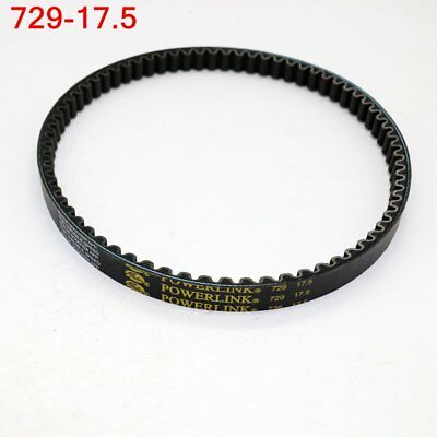 CVT Drive Belt 729-17.5 30 Fit Chinese Scooter Motorcycle GY6 50cc 139QMB Engine