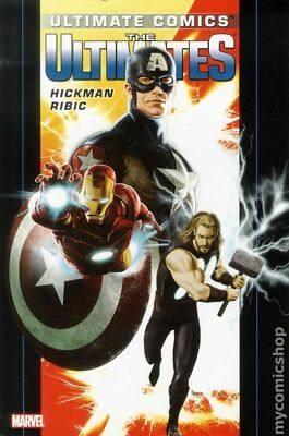 Ultimate Comics: The Ultimates HC (Marvel) By Jonathon Hickman #1-1ST 2012 NM