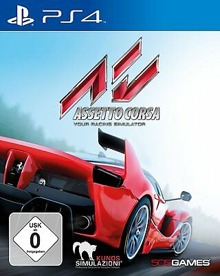 Assetto Corsa - Standard PS4 Playstation 4 Nuovo + Conf. Orig.
