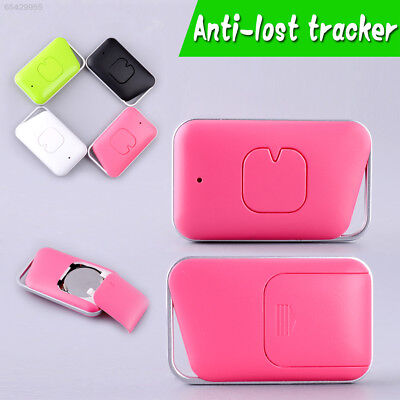 F783 Square 4-colors Mini Bluetooth 4.0 Anti-lost tracker for android cell Phone