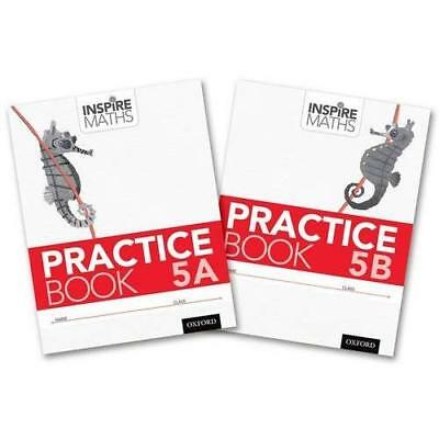 Inspire Maths: Practice Book 5 AB (Mixed Pack) - Paperback NEW Fong Ho Kheong  2