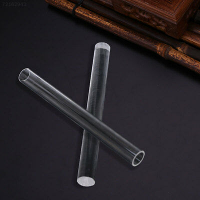 A6C8 Pressure mud Durable Polymer Clay Acrylic Roller Transparent Tool Solid Acr