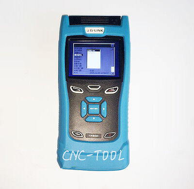 TR303 Handheld OTDR Optical Time Domain Reflectometer 30/28dB 1310/1550nm