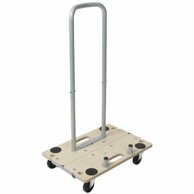 wolfcraft 5-in-1 Furniture Dolly with Handle Moving Trolley FT350B 5548000
