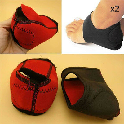 Plantar Wrap Protective Durable Heel Ankle Guard Arch Support for Sports Z