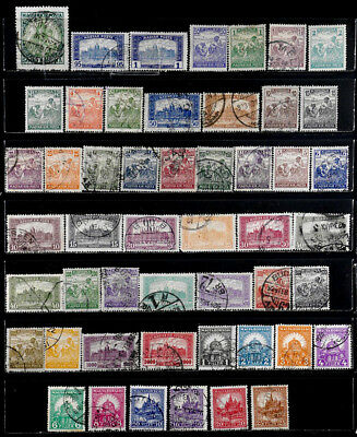 Hungary: Classic Era Stamp Collection