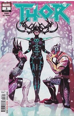 THOR (2018) #3 - Regular Cover - New Bagged