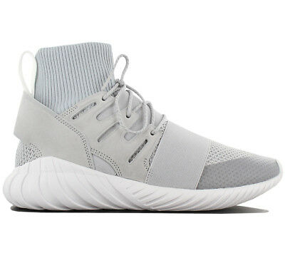 adidas Originals Tubular Doom Winter Schuhe Herren Sneaker Boots Grau BY8701 NEU