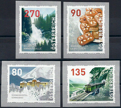 "2018 ""Austria"" Definitives, Dispencer-Stamps, beautiful 3. Edition, LOOK!"