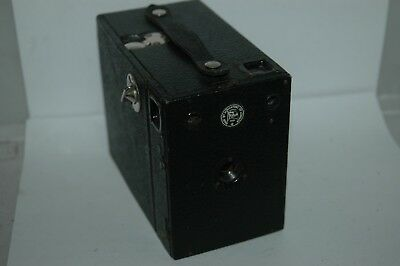 Ensign 6 X 9 Cm Box Camera. By Houghtons.