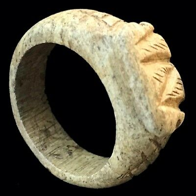 Beautiful Ancient Egyptian  Ring 300 Bc (2)