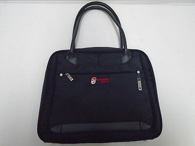NEU orginal AIR BERLIN Handtasche Crewtasche von Delsey Airline Stewardess Hot