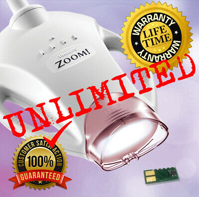 ZOOM Unlimited Light Guide Chip for Zoom Whitening Kit with Gel