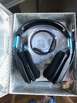 Astro Gaming A50 Wireless Headset + Base Station for PS4 + PC - Black (Brand New
