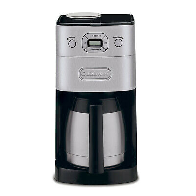 Cuisinart DGB-650BC Grind and Brew Thermal 10-Cup Automatic Coffee Maker