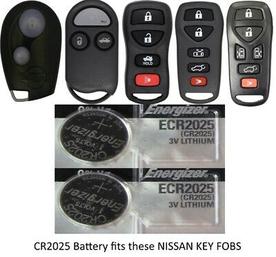 2 Pk Remote Key Fob /& Smart Keyfob Energizer Battery CR2032 Fits Mitsubishi