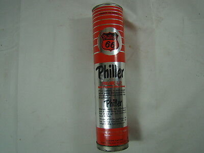 VINTAGE OLD TIME PHILLIPS 66 LUBE GREASE CARTRIDGE 1950s NOS
