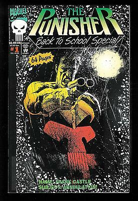 Punisher Back to School Special #1 (Marvel) New UNREAD VF-NM