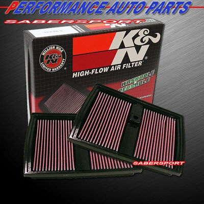 K/&N 33-2217 Replacement Panel Air Filter for Mercedes Benz CL600//S600//CL63 AMG