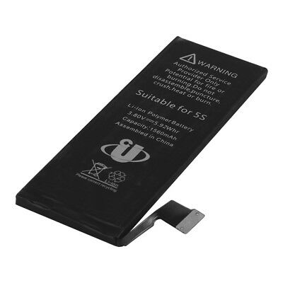 1560mAh Li-ion Battery with Flex Cable for iPhone 5s with Repair Tool Kit TE1020