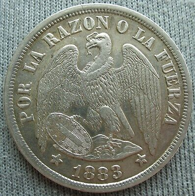 1883 SO Chile Peso