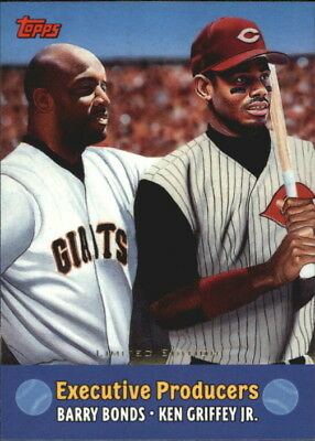 2000 (GIANTS) Topps Limited Combos #TC8 Executive Producers/4000