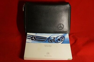 2006 Mercedes-Benz CLK-Class Coupe Owner's Manual