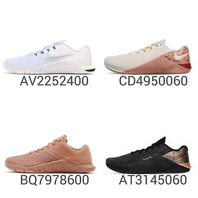 9bf685fa04a6 Nike Wmns Metcon 4 IV Women CrossFit Training Gym Shoes Sneakers Trainers  Pick 1