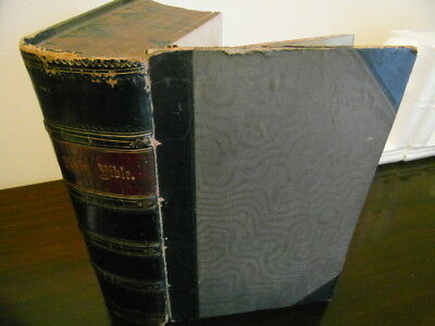 the holy bible vintage collectable testaments religion faith