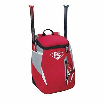Louisville Slugger WTL9302SC Genuine Stick Softball Baseball Bat Bag Back Pack