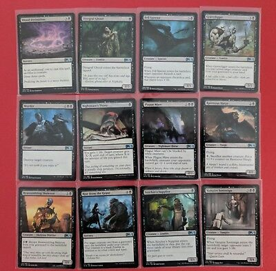 X20 UNCOMMON CARDS OF YOUR CHOICE / MTG / Core Set 2019 / M19 / NM / X20