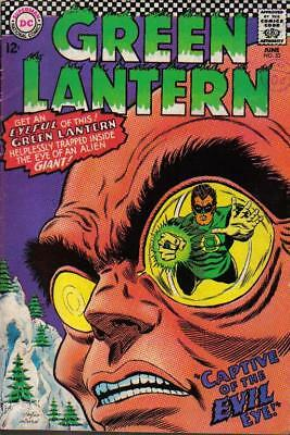 Green Lantern Issue 53 By Dc Comics
