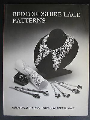 COLLECTION OF BEDFORDSHIRE LACE PATTERNS - PERSONAL SELECTION by MARGARET TURNER