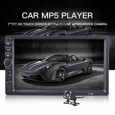 "General Car Models 7"" LCD Touch Screen Bluetooth WIFI Car Radio MP5 Player MG"