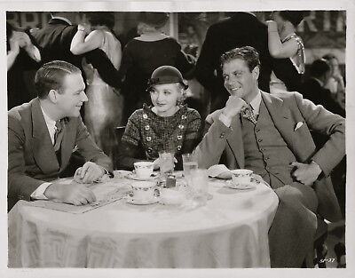 Marian Marsh, Joel McCrea, The Sport Parade, 1932 ~ ORIGINAL scene still