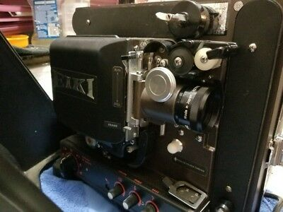 EIKI 16mm FILM PROJECTOR *MODEL NT-O* EXCELLENT WORKING CONDITION!!! 449.00 OBO!